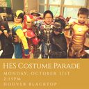 Hoover Costume Parade/Party