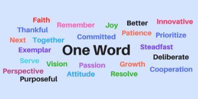 MTLSD Administrators' One Word