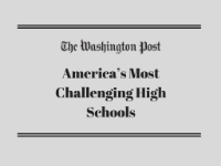 America's Most Challenging High Schools