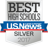 US News HS ranking