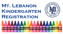 Mt. Lebanon Kindergarten Registration