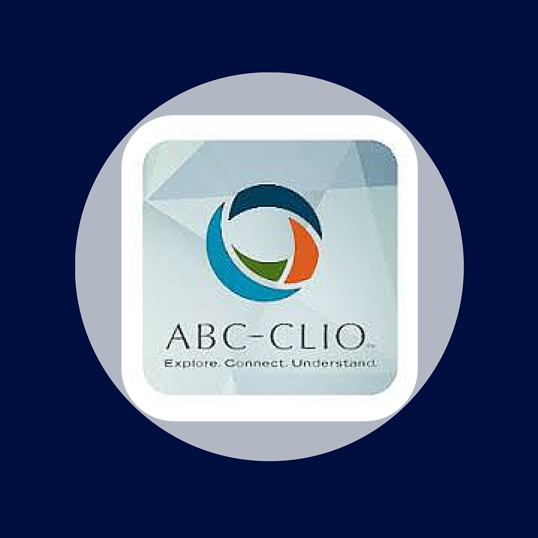 ABC-CLIO offers eight databases in one. Research world and American history, geography, current events and pop culture all in one search.