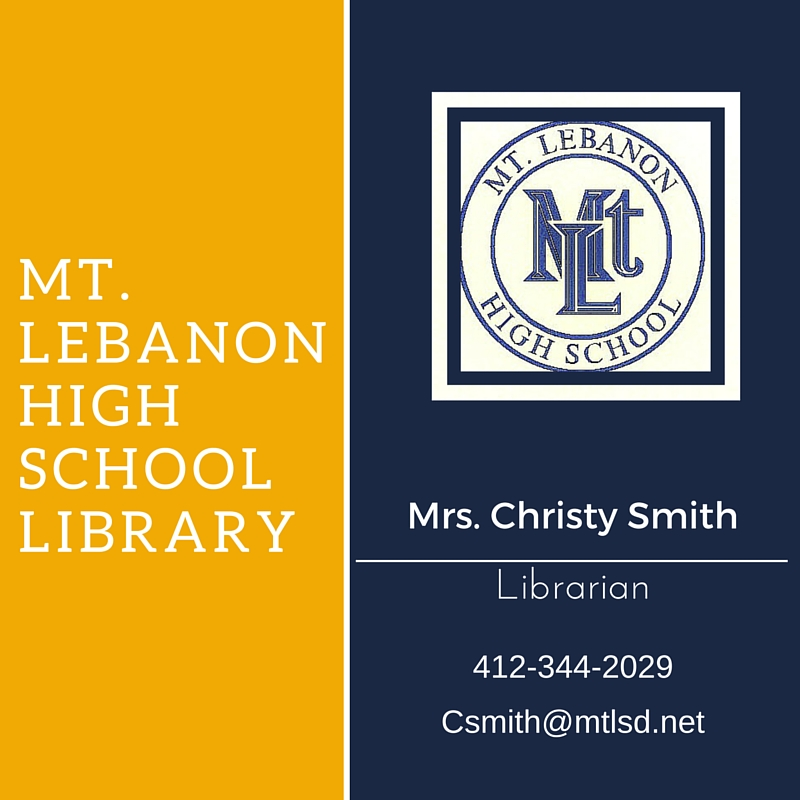 MTLSD High School Library logo