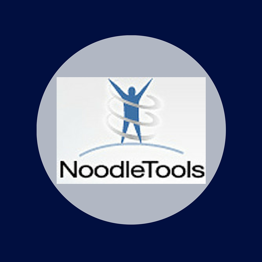 NoodleTools is our school's citation-maker program. Your personal ID is your network login and your password is your student number. NoodleTools is an excellent tool for citing, note taking and outlining. It will directly link with Google Docs so all of your work is in one location