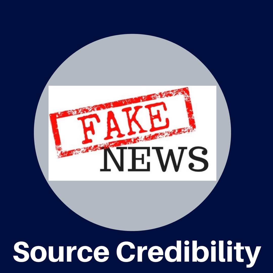 Get help determining credible news sources for your research.